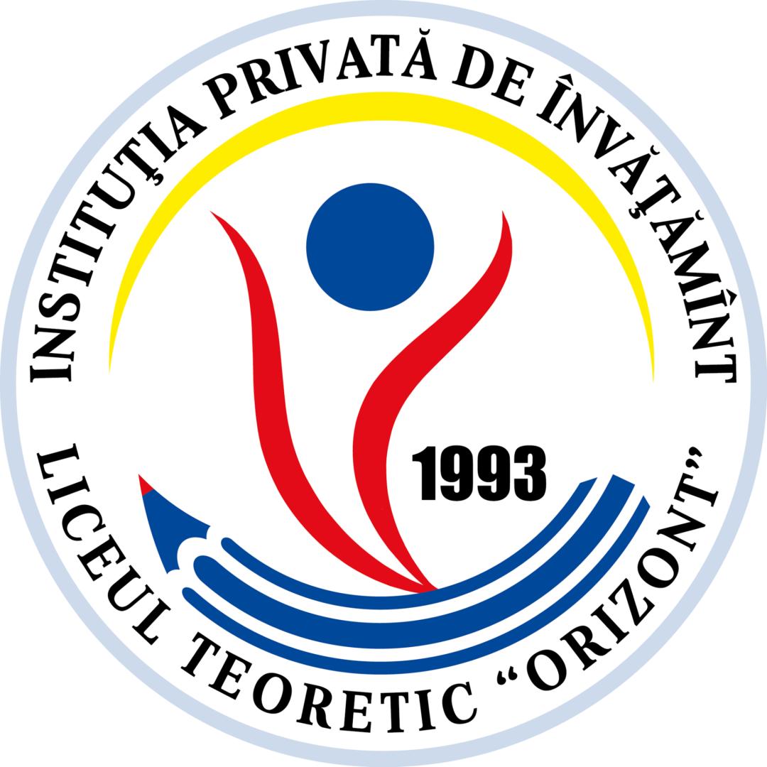 "logo Liceul Teoretic ""Orizont"" Buiucani"