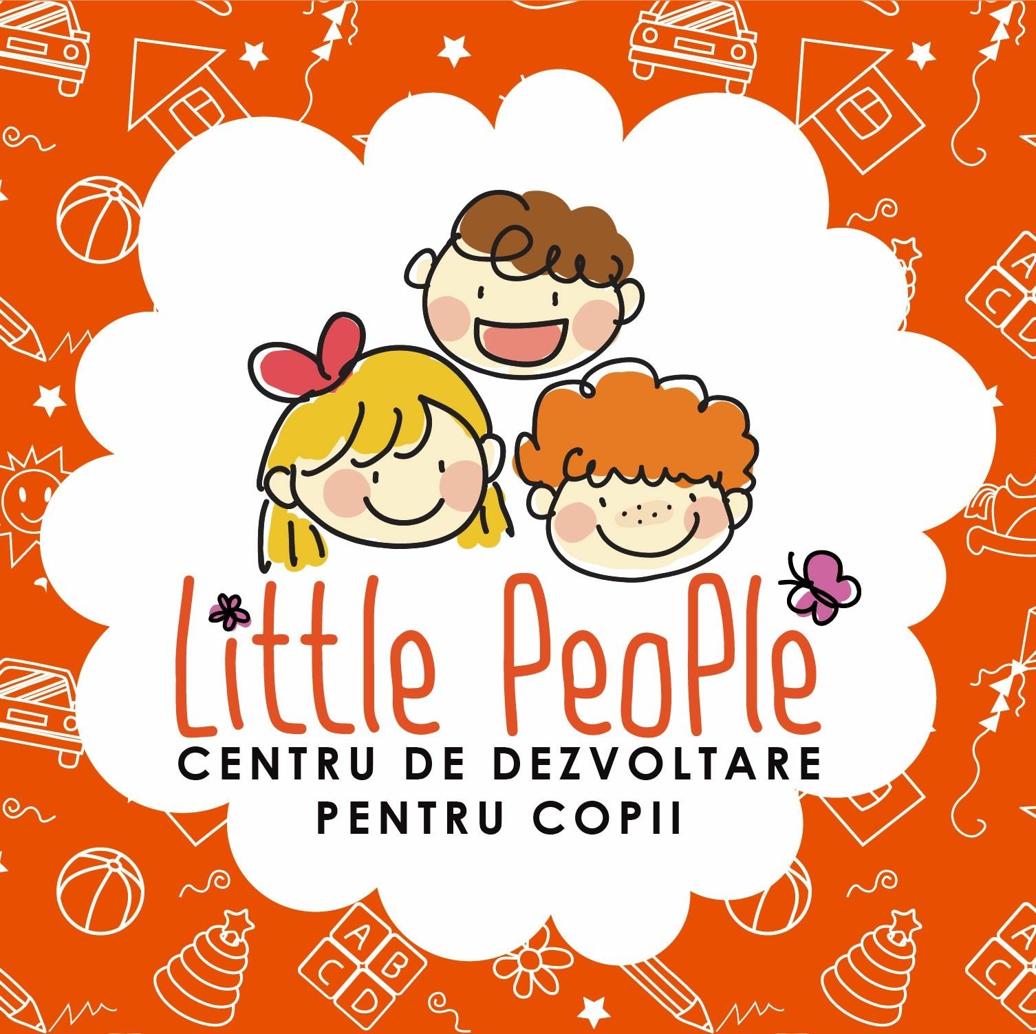 logo Little People – Centru de dezvoltare pentru copii
