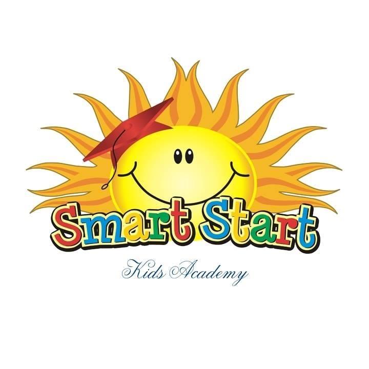 "logo Mini Grădinița ""Smart Start"""