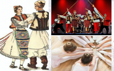 """Școala de dans modern și de estradă """"Let's Dance"""