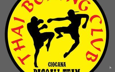 """THAI BOXING CLUB """"PASCALI TEAM"""""""