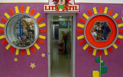 """Frizerie pentru copii """"Lita-Stil"""""""