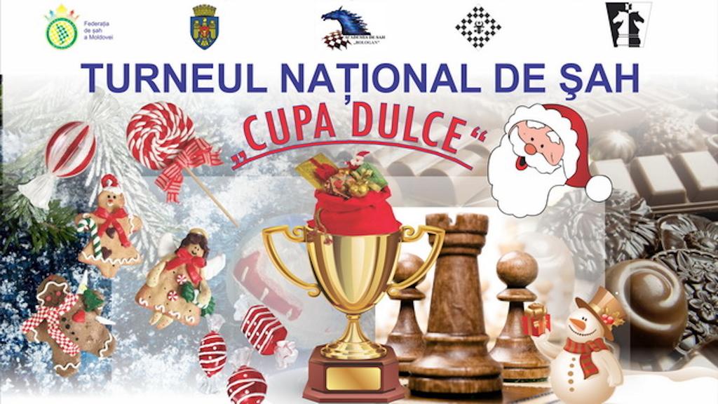 """Turneul internațional de șah """"Cupa Dulce"""""""