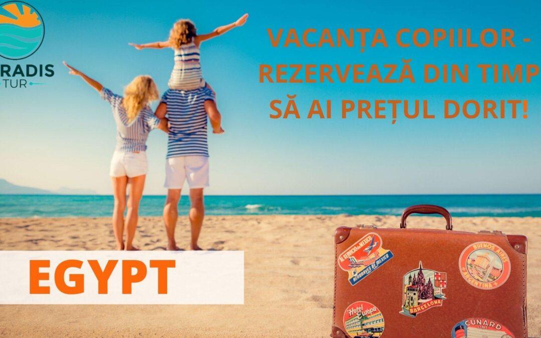 Vacanță – Early Booking 2021 de la Paradis Tur!