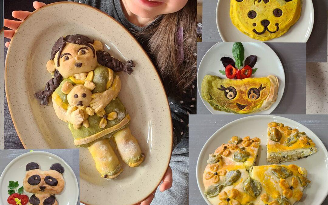 Povestea din farfurie! Cum convingem copilul să mănînce cu poftă?