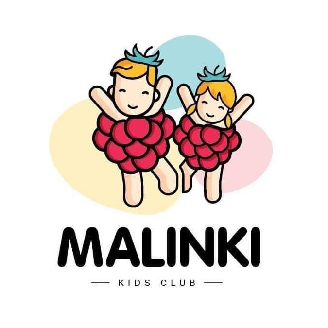 logo Malinki. Smart kids club.