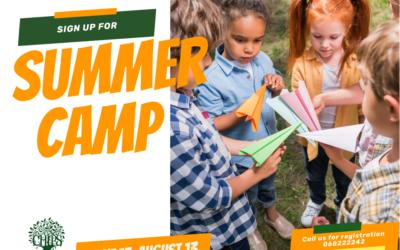 Summer camp C.H.I.P.S