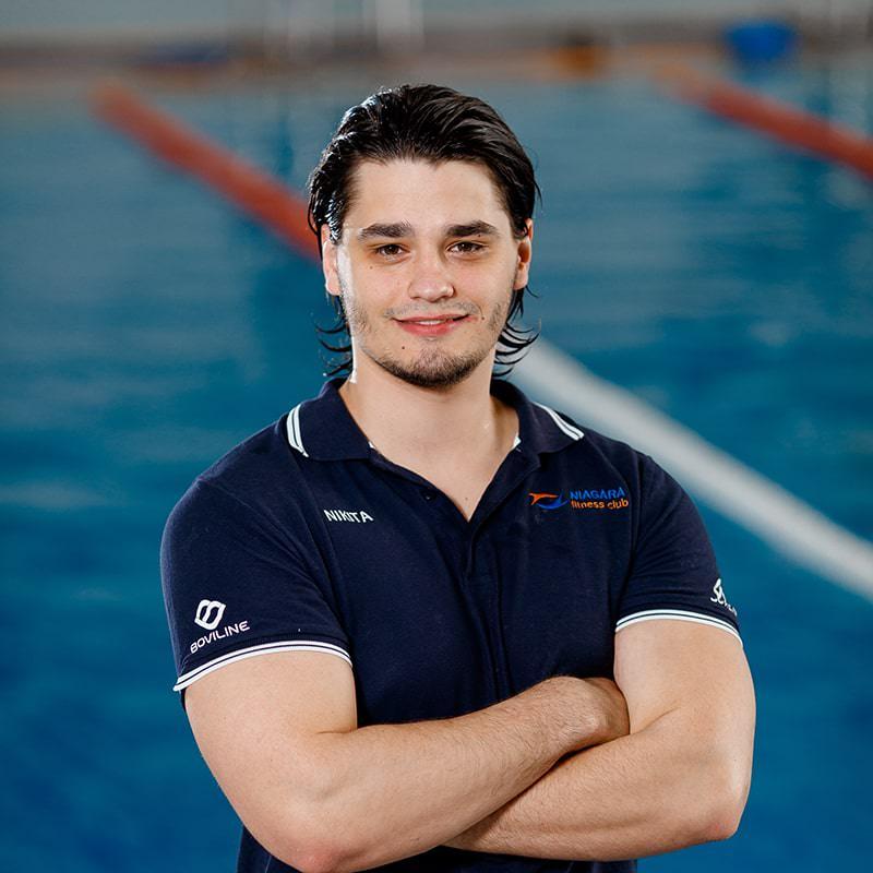 Интервью с инструктором по детскому плаванию