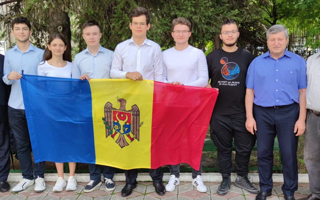 Medalii de argint și bronz pentru doi elevei din Moldova în cadrul Olimpiadei Balcanice de Matematică, ediția 38